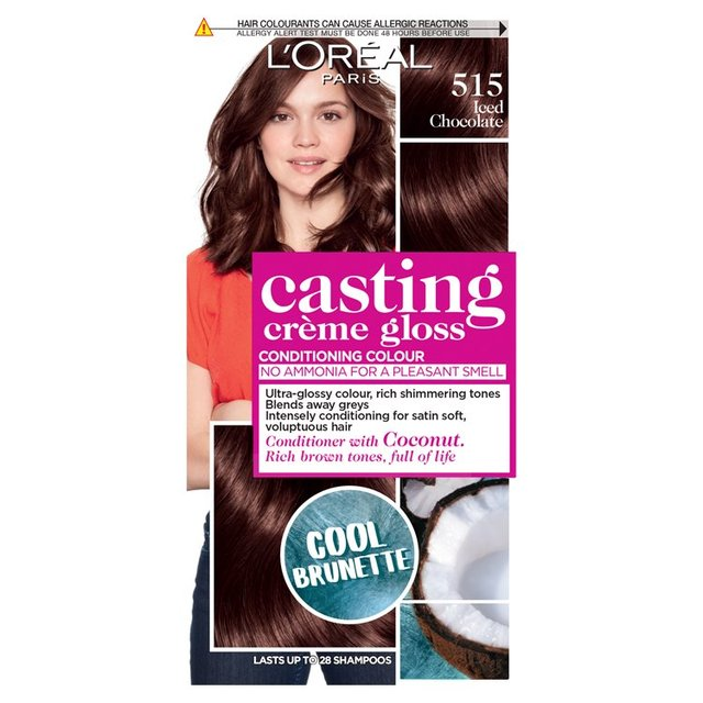 Ocado L39Oreal Casting Creme Gloss Choc Truffle 515 Product Information