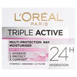 L'Oreal Triple Active Day Pot Dry / Sensitive