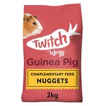Wagg Guinea Pig Crunch