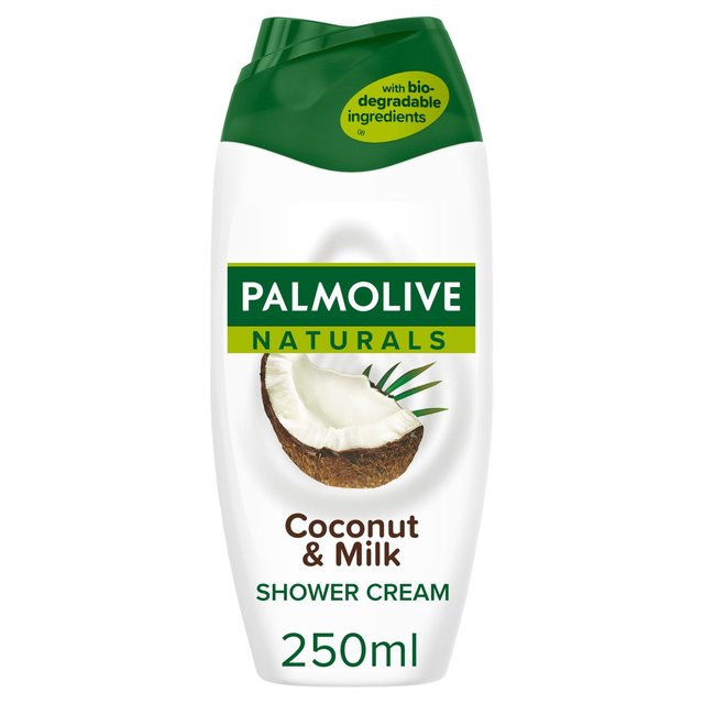 Palmolive Naturals Coconut Shower Gel Cream ...