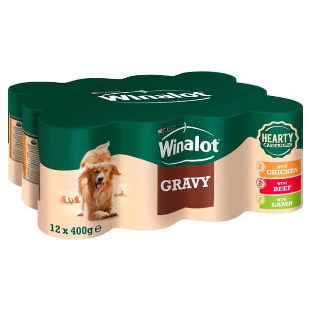 Dry Dog Mixer Like Winalot