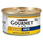 Gourmet Gold Cat Food Pate with Chicken