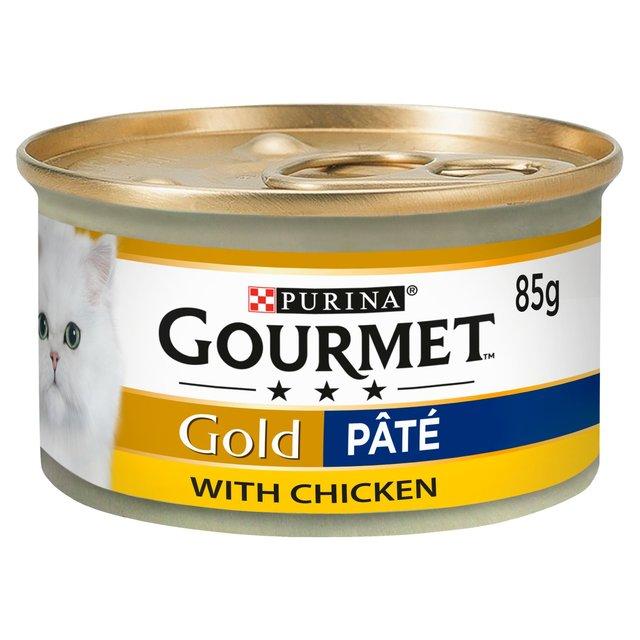 Gourmet Gold Cat Food Pate