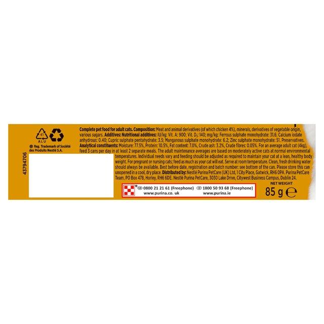 Cat dating profile pepperoni ingredients label