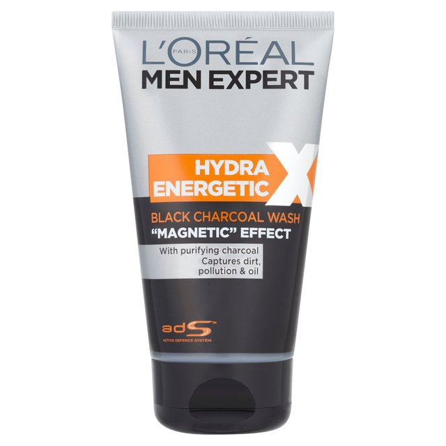 l 39 oreal men expert hydra energetic x treme daily purifying wash 150ml from ocado. Black Bedroom Furniture Sets. Home Design Ideas