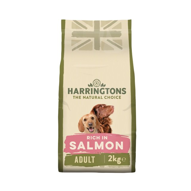 Harringtons Complete Salmon Potato Dry Dog Food