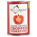 Mr Organic Chopped Tomato