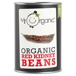 Mr Organic Red Kidney Beans