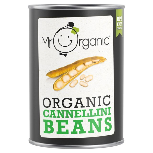 Mr Organic Cannellini Beans