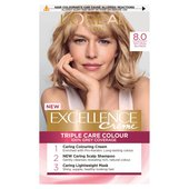 L'Oreal Excellence Natural Blonde 8 at Ocado