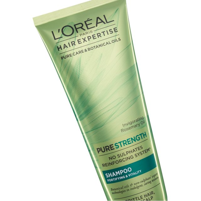L'Oreal Hair Expertise EverStrong Shampoo Vitality 250ml from Ocado