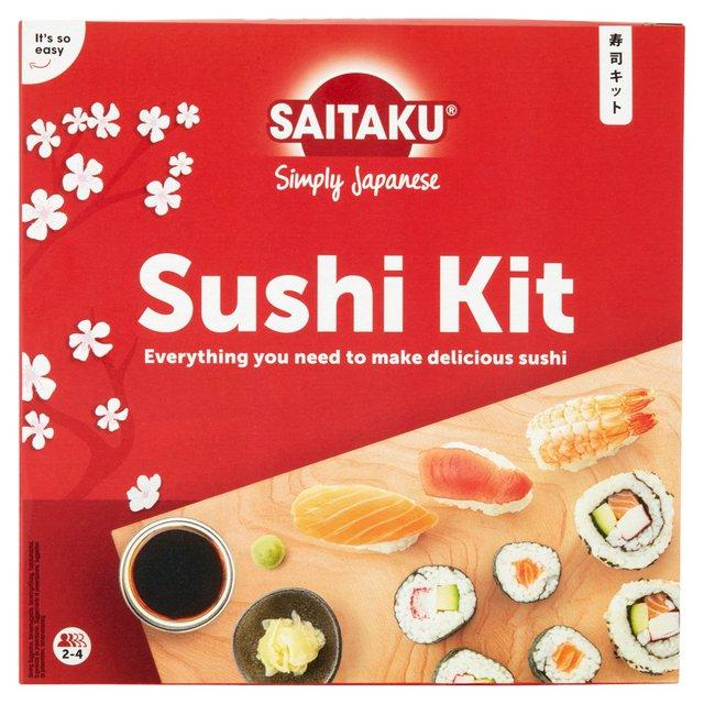 Saitaku Sushi Kit 361g From Ocado