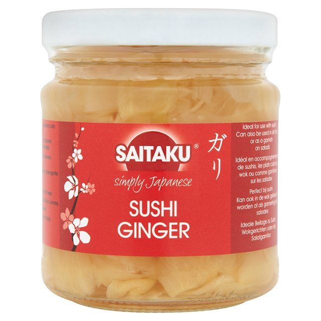 Saitaku Sushi Pickled Ginger Ocado