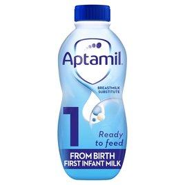 Aptamil 1 First Baby Milk Formula From Birth | Ocado