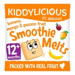Kiddylicious Banana, Mango & Passion fruit Smoothie Melts