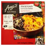 Amy's Kitchen Gluten Free Mexican Tortilla Bake