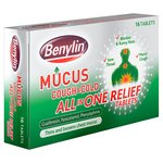 Benylin Mucus All in One Relief Tablets