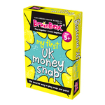 BrainBox UK Money Snap Card Game, 5yrs+