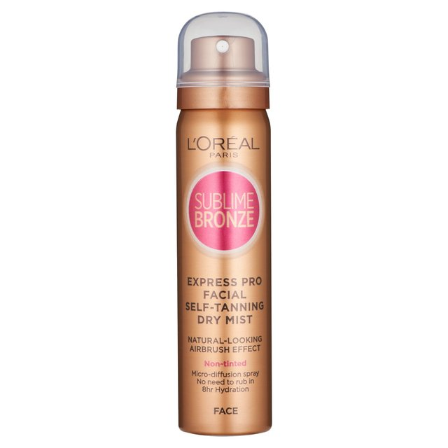 L'Oreal Sublime Bronze Face Dry Mist Non-Tinted