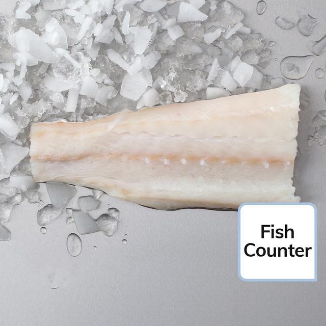 Ocado cod fillet skin on boneless typically 150g from ocado for Cod fish fillet
