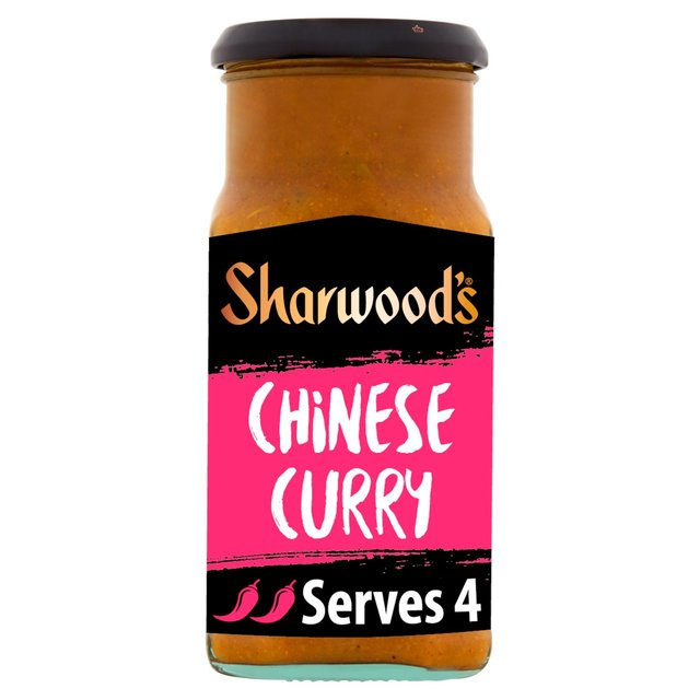 Sharwoods Chinese Curry Cooking Sauce Ocado