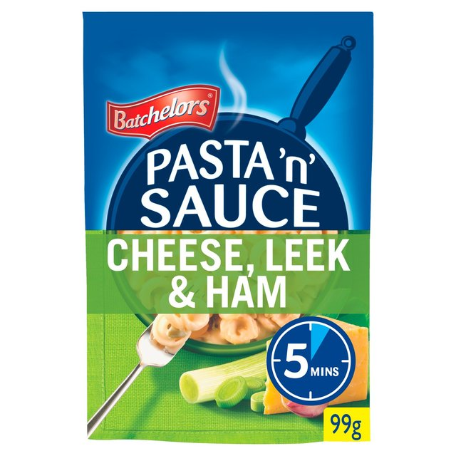 Batchelors Pasta N Sauce Cheese Leek & Ham 110g from Ocado