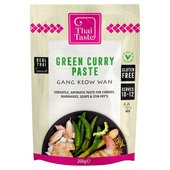 Thai Green Curry Paste in Pouch