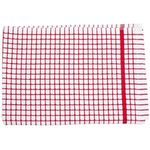 Poli-dri Cotton Tea Towel, Red
