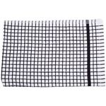 Poli-dri Cotton Tea Towel, Black
