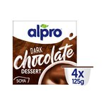 Alpro Dark Chocolate Soya Dessert