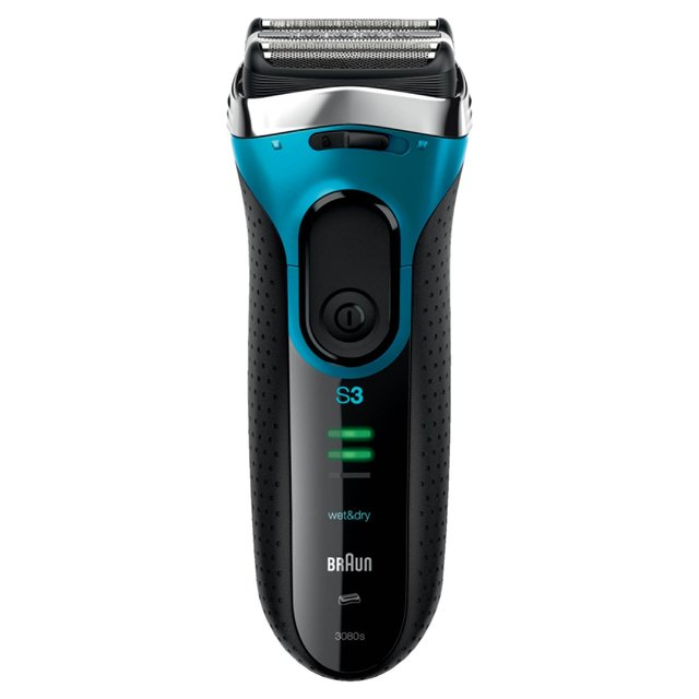 Braun Electric Shaver, Series 3 ProSkin 3080s