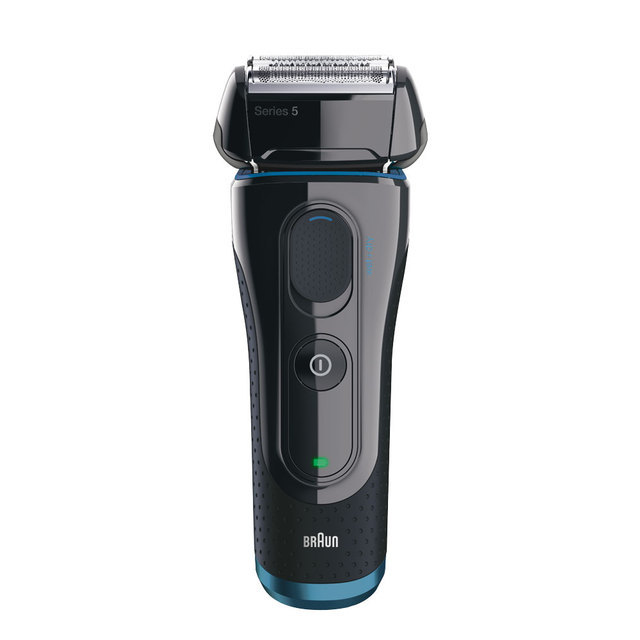 Braun Series 5 Rechargeable Wet & Dry Male Foil Electric Shaver 5040