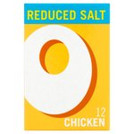 Oxo 12 Reduced Salt Chicken Stock Cubes