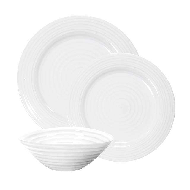 Sophie Conran Porcelain Dinner Set, White