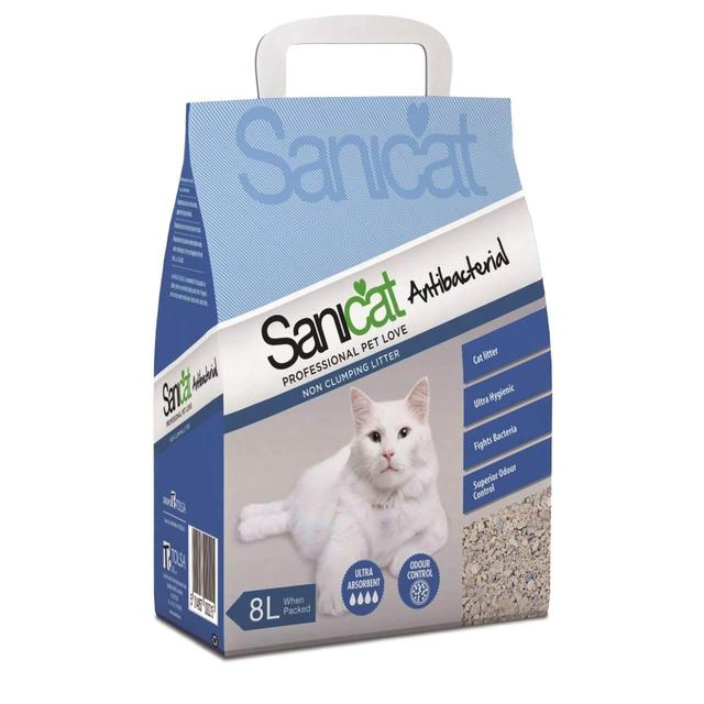 Antibacterial Cat Litter Crystals