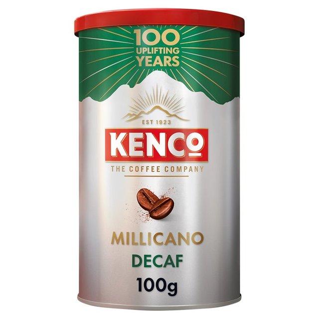 Kenco Millicano Americano Decaff Instant Coffee 100g Ocado