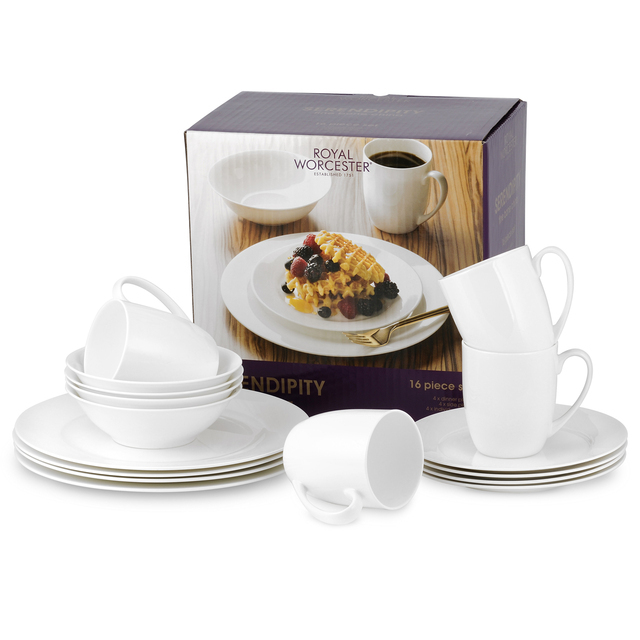Royal Worcester Serendipity Dinnerset · Royal Worcester Serendipity Dinnerset ...  sc 1 st  Ocado : royal worcester tableware - pezcame.com