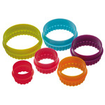 Colourworks Round Cookie Cutter Set