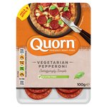 Quorn Pepperoni Style Slices