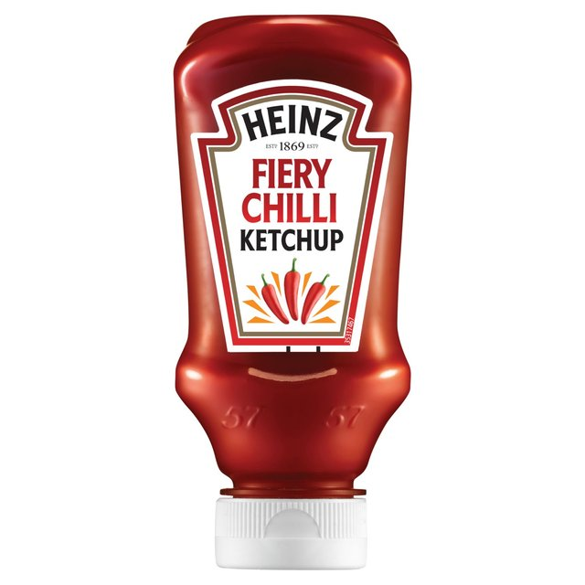 Heinz Tomato Ketchup With Fiery Chilli Ocado