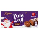 Cadbury Christmas Triple Chocolate Yule Log