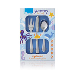 Splash Cutlery Set, Kids, 3 Piece