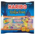 Haribo Trick or Treat 35 Mini Bags
