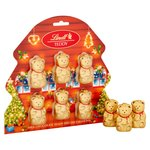 Lindt Milk Chocolate Tree Decorations