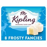 Mr Kipling Christmas Frosty Fancies