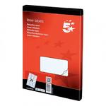 OfficeTeam Multipurpose Labels 64x38mm