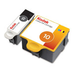 Kodak 10B & 10C Inkjet Cartridge Black & Colour