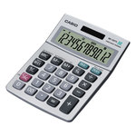 Casio Desk Calculator Metallic
