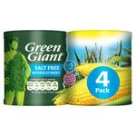 Green Giant Salt Free Sweetcorn