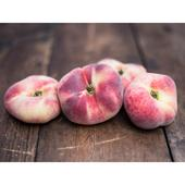 Natoora Ripe Flat White Peaches
